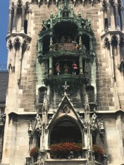 Kirche St Peter, Marienplatz