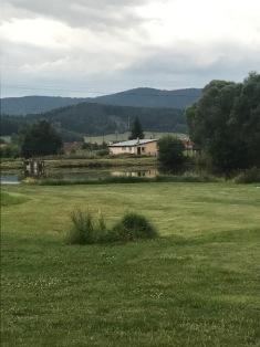 Chvalsiny village