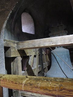 bells in the clock tower