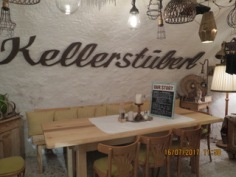 Loved this bistro come shop in St Wolfgang
