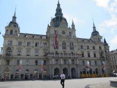 Graz- Hauptplatz