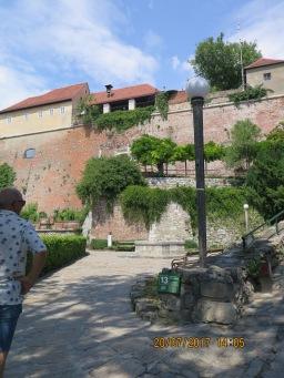 Turkish well, Schloss in Graz