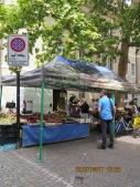 Market in Trento