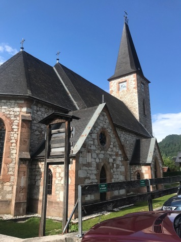 Church in Altaussee