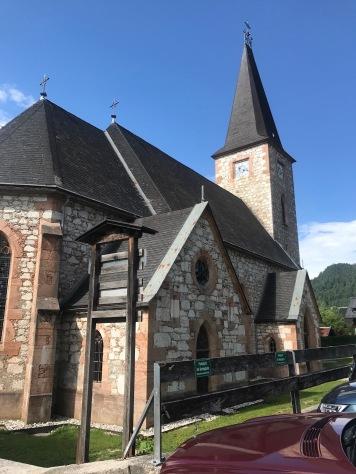 Church in Altaussee