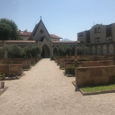 Cemetery at Merano