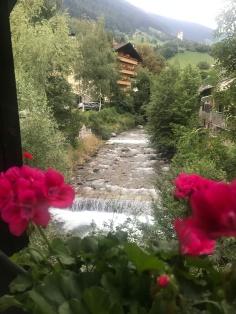 San Leonardo in Passiria, a river runs through it!