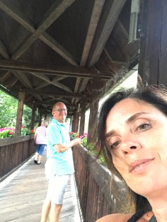 exploring San Leonardo in Passiria