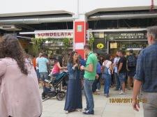 Mercado San Fernando ( known as mercado lavapies)