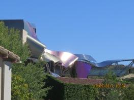Marqués de Riscal, Rioja (designed by Frank Gehry)