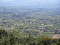 The View!! Rioja in all its glory