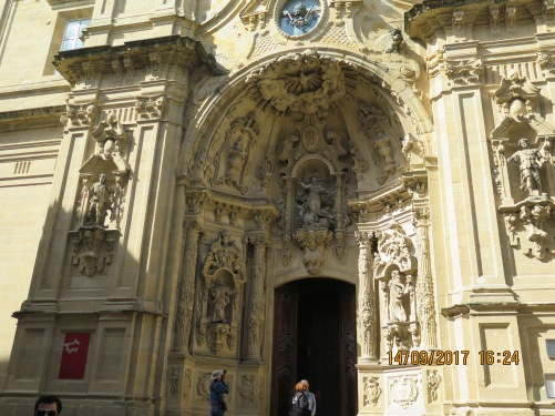 Basilica of Saint Mary of the Chorus, San Sebastián