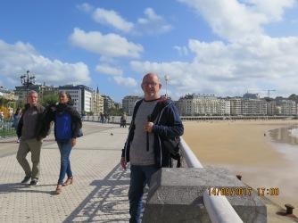 Playa La Concha, San Sebastián