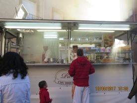 Food stalls , Villafranca