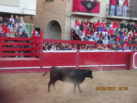 Felice Fiesta, Villafranca, Spain