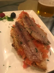 Smoked Sardines with tomato, La Concho