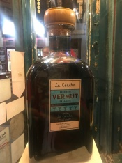 Vermut(vermouth) of the house, La Concha, La Latina