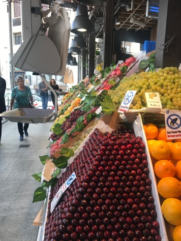 Mercado de San Miguel, Madrid centro