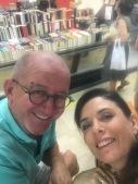 Mercado San Fernando ( book stalls in the background)