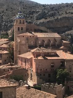 Cathedral Albarracín