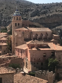 Cathedral Albarracín