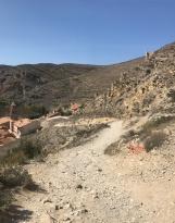 Its a long way up, Albarracín