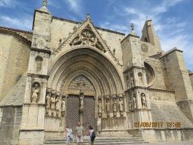 Santa Maria Basilica, Morella Spain
