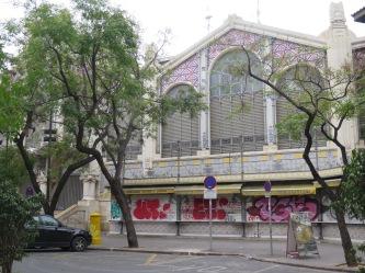 Valencia Central Market, Valencia Spain