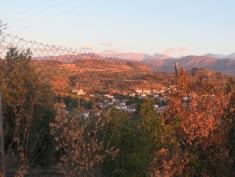 Camping Alto Viñuelas de Granada