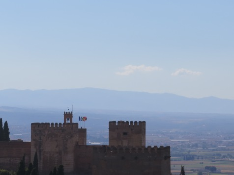 The Alcazar , Granada