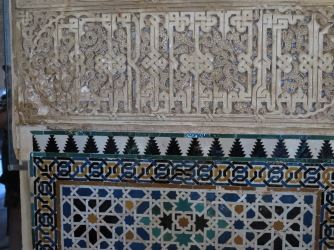 Can you believe this detail? in Nasrid Palace, Alhambra Granada