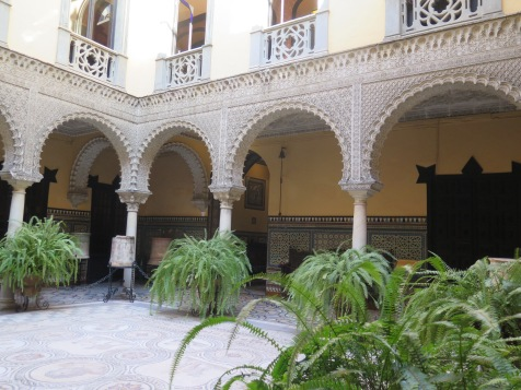 Museum of the Palacio de Condesa de Lebrija)