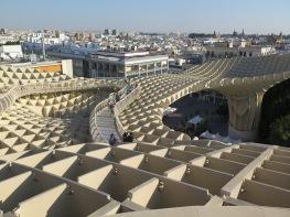 Metropol Parasol Sevilla (setas) Sevilla