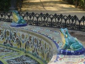 Maria Luisa park, Plaza de España, Seville