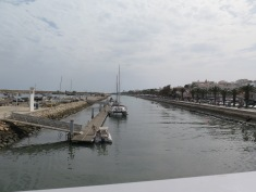 The marina, Lagos Portugal