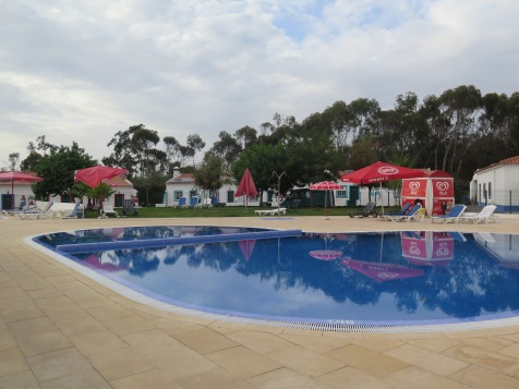 Lovely swimming pool Zambujeira do Mar, Alentejo Portugal