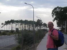 Walking into town, Zambujeira do Mar, Alentejo Portugal