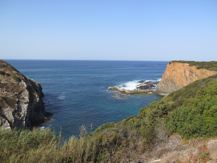Beautiful coast in Alentejo, Portugal