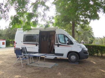 #Camperlife Alcacér do Sol