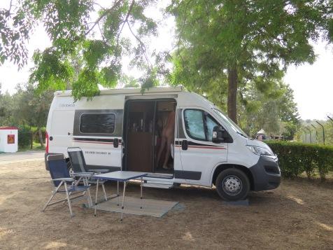 #Camperlife Alcacér do Sol