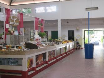 Market at Alcacér do Sol