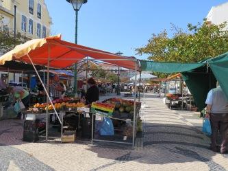 Market in Caldas da Rainha