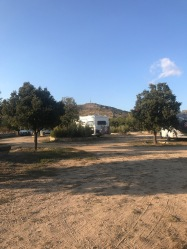 Free are at Morella Spain