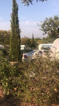 L'Orangeraie Camp site, Calíg