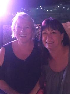 Sue & Debbie