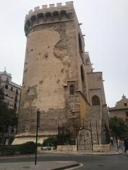 Torres de quart, Valencia Spain.