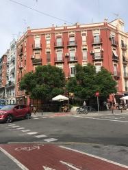 Suburbs in Valencia