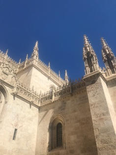 The Granada Cathedral