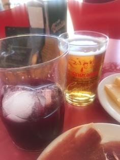 Tinto verano( better than sangria)
