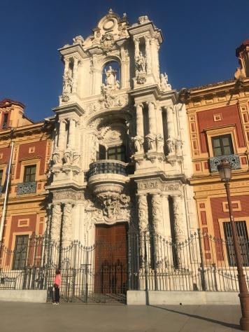 Palacio de San Telmo, Sevilla